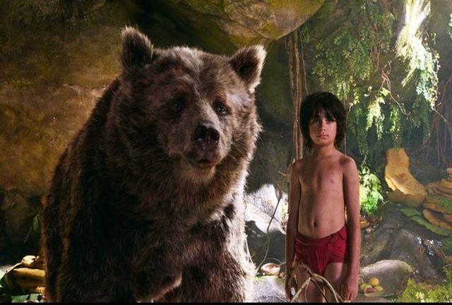 ادامه موفقیت های «کتاب جنگل»/ رتبه نخست در سینماهای انگلستان