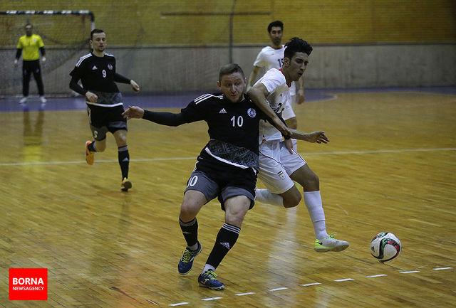 برگزاری مسابقات فوتسال جام شهید صیاد شیرازی