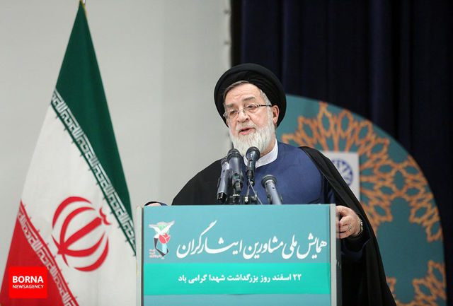 پیام حجت الاسلام والمسلمین شهیدی به یادواره ۳۰۰۰ شهید استان زنجان