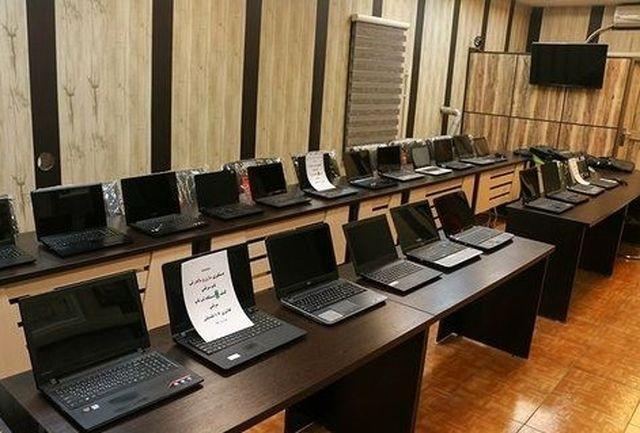 دستگیری سارق لپ تاپهای دانشجویان دانشگاه علامه+ عکس