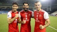 چشمک کاپیتان پرسپولیس به جام قهرمانی آسیا+ عکس