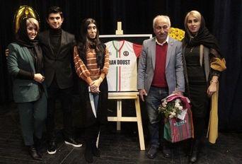 افتتاح باشگاه شهید بابک ایراندوست در بندرانزلی