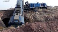 خروج وحشتناک قطار از ریل با ۳۲ کشته و زخمی