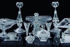 کشف انواع شیشه آلات کریستال قاچاق میلیاردی در شهرستان جلفا
