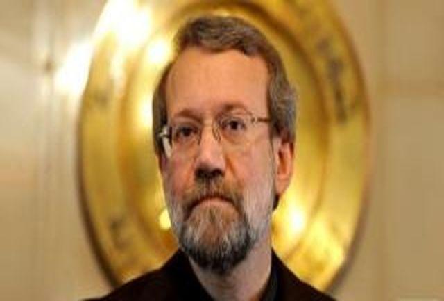 بازدید رئیس مجلس شورای اسلامی از مجلس ملی پاکستان