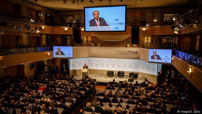 پنجاه و ششمین کنفرانس امنیتی مونیخ کار خود را آغاز کرد