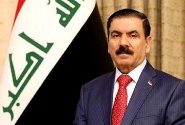 وزیر دفاع عراق با همتای آمریکایی خود تماس گرفت!