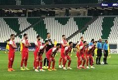 پرسپولیس در آستانه کنار گذاشته شدن از لیگ قهرمانان آسیا