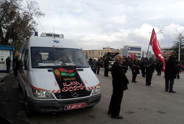 ارائه رایگان خدمات اورژانسی عراق به زائران ایرانی