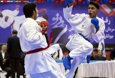 کاراته کاران نوجوان گیلانی در لیگ وان کشور درخشیدند