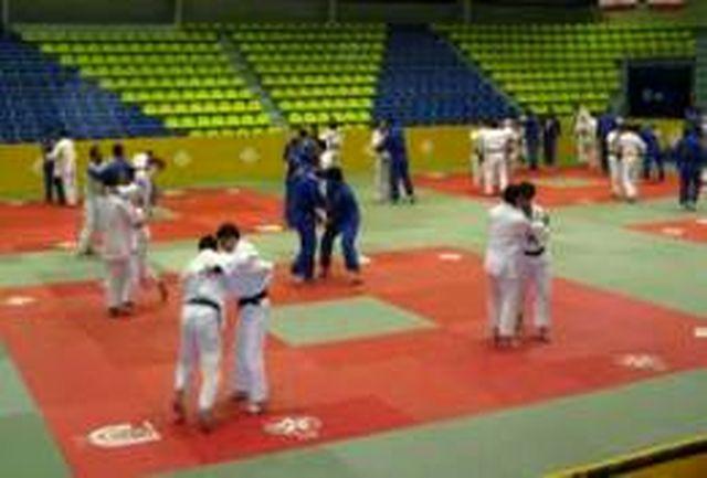 اعضای تیم ملی کاراته انتخاب می شوند