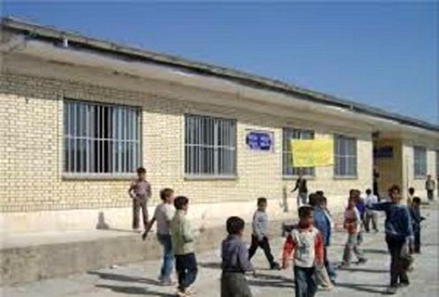ساخت سه مدرسه خیری در بخش مرکزی خاش