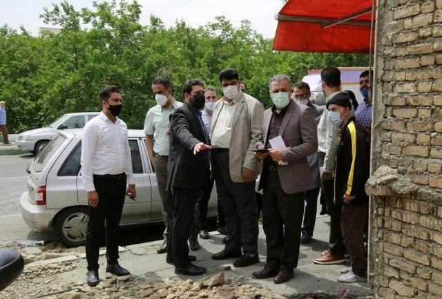 بهره برداری از پروژهای محلی تا عید سعید فطر