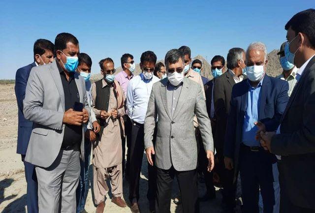 ایجاد راه دسترسی سریع از منطقه پشتکوه به مرکز شهر سیریک