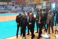 رقابت های ورزشی روستاییان و عشایر منطقه 3 کشور در ارومیه آغاز شد