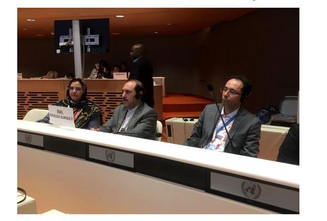 حضور فعال هیات سه جانبه ایران در کنفرانس بین المللی کار