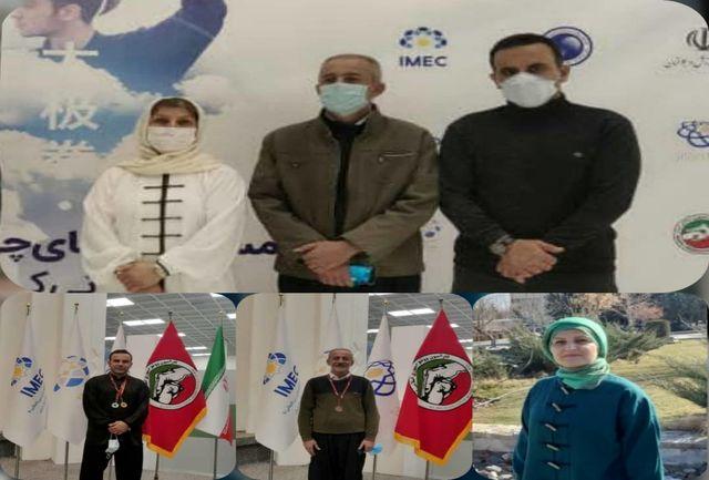افتخاراتی دیگر برای ووشو کردستان