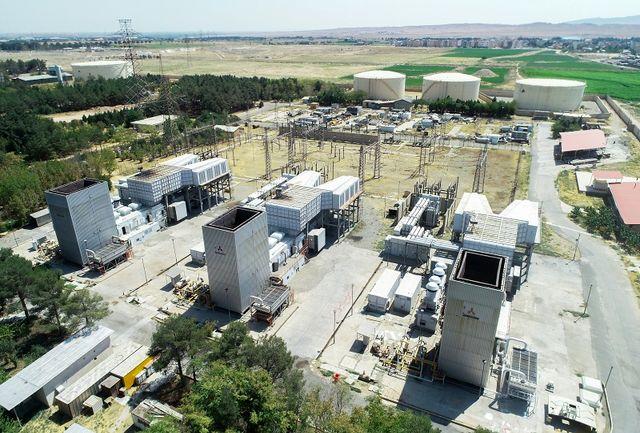 افزایش 364 درصدی تولید برق در نیروگاه ری