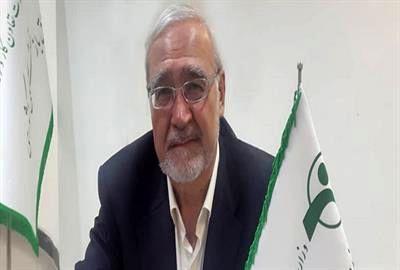 """با حکم وزیر تعاون،کار و رفاه اجتماعی؛ """"نعمتاله ایزدی"""" سرپرست صندوق بازنشستگی کشوری شد"""