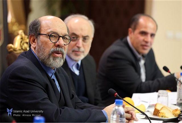 یکی از دستاوردهای انقلاب اسلامی توجه به زیرساخت ها و توسعه علمی ایران است