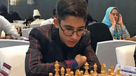 شطرنج باز ایرانی در قاب نمایش