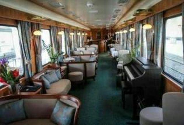 هزینه سفر از مسکو به ایران با قطار لوکس