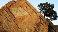 آغاز عملیات ساماندهی و بهسازی مسیر سنگنوشته تختخان در ایلام