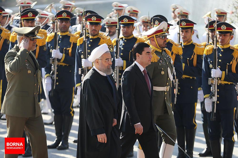 ++استقبال+رسمی+از+رییسجمهوری+ترکمنستان