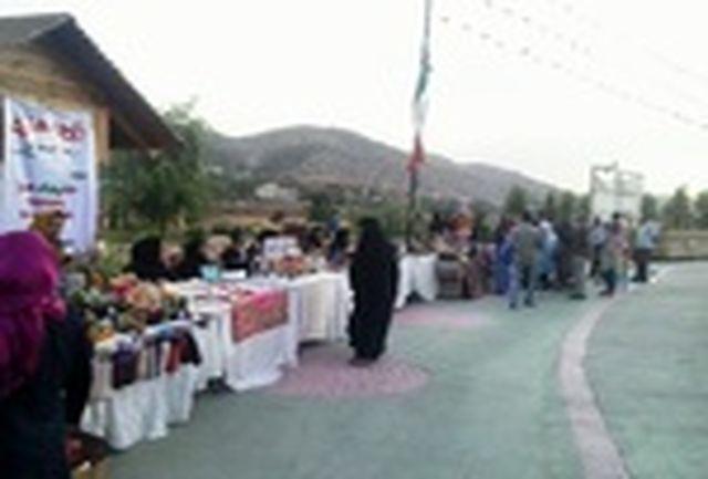 بازارچه هنری در شهر صدرا برپا می شود