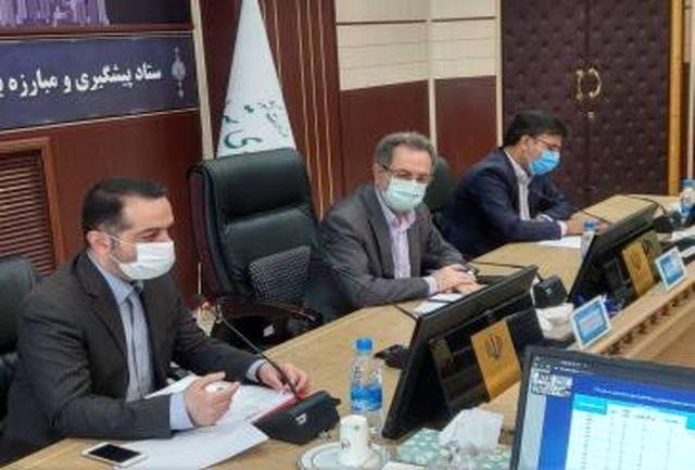 تهران پایلوت نظارت جدی بر استفاده از ماسک شد