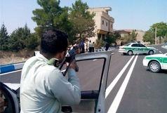 کشته شدن یک سارق مسلح سیم دزد در جریان تیراندازی با پلیس