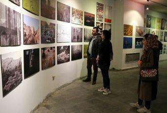 افتتاح نمایشگاه یازدهمین جشنواره ملی هنرهای تجسمی فجر در آبادان