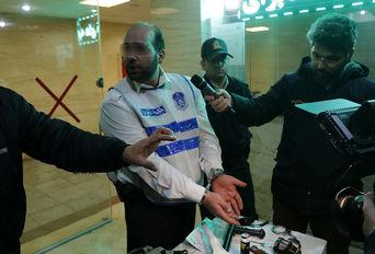 طرح آرامش و امنیت شبانه تهران