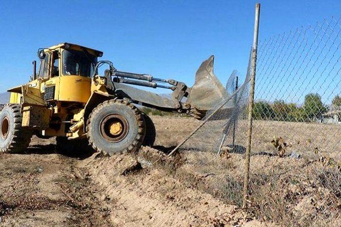 رفع تصرف 80 هکتار از اراضی ملی در جگین و یکدار جاسک