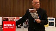 محمود مختاریان از روزنامه های امروز جهان می گوید
