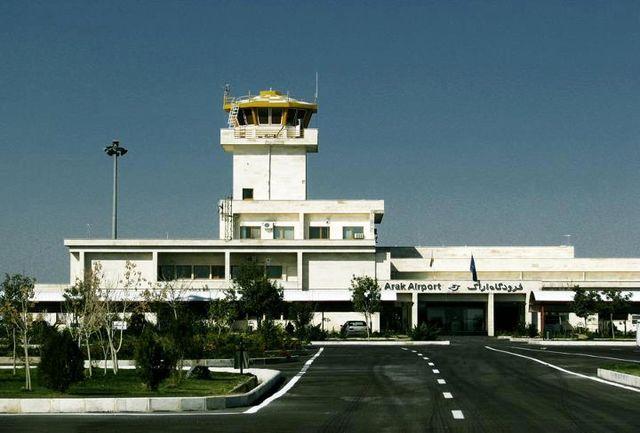 در تلاشیم خطوط هوایی زیارتی در اراک  فعال شود