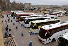 ممنوعیت فروش بلیط به افراد مشکوک به کرونا در پایانههای مسافربری آذربایجانغربی