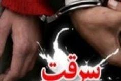 دستگیری سارق تجهیزات مخابراتی در چرداول
