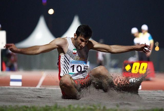 ارزنده: دولت و وزارت ورزش و جوانان به قهرمانان توجه ویژه دارند
