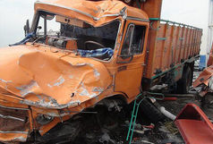 دو کشته در حادثه رانندگی  در مسیر طبس _ یزد