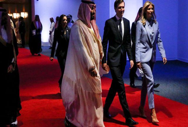 اقدام جدید داماد ترامپ و محمدبن سلمان فاش شد