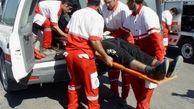 امدادرسانی به ۱۴۶ آسیب دیده در ۵۵ حادثه هفته دوم مردادماه