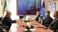 راهکارهای گسترش همکاریهای نفتی ایران و ترکمنستان بررسی شد