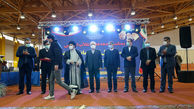 سفر وزیر ورزش و جوانان به اردبیل