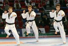 چهارمی ایران در پومسه قهرمانی جهان