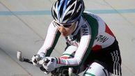 لغو مرحله سوم مسابقات دوچرخهسواری کوهستان/ پرتوآذر به مقام سومی رسید