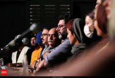 حواشی نشست سریال هم گناه با حضور پرویز پرستویی/ هدیه تهرانی نیامد!/ببینید