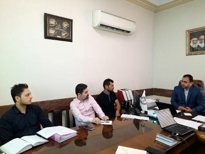 برگزاری جلسات سرپرست دبیری فدراسیون با انجمنهای تنیس روی میز، تیراندازی و هندبال ناشنوایان