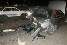 10 کشته و زخمی حاصل تصادف در محور ساوه _ همدان