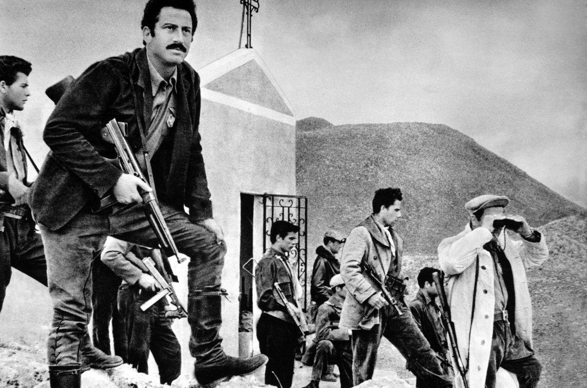 روایت داستان یک راهزن و یاغی سیسیلی در «سالواتوره جولیانو»